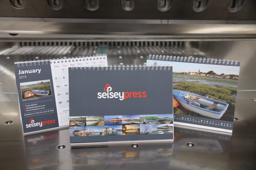 Selsey Press Calendar 2019